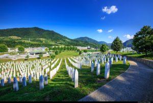 Srebrenica-Potočari Genocide Memorial and Cemetery