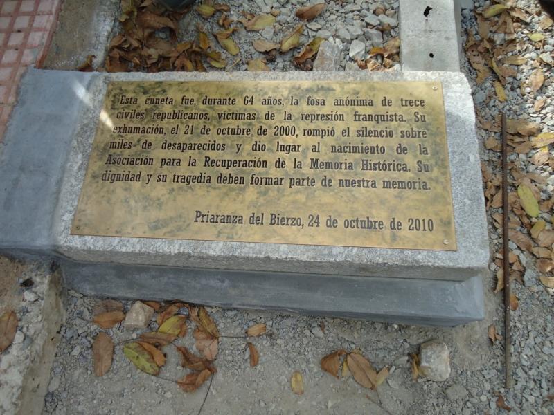 Photos: Asociación para la Recuperación de la Memoria Histórica.