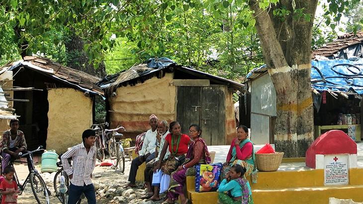 Kanchanpur district. CC BY-NC-ND. CC BY-NC-ND/CICR/Binod Kafle.
