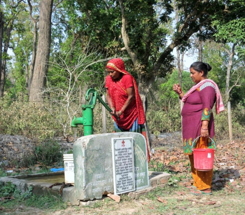Bardiya district. ©YADAV Ajay/ICRC.