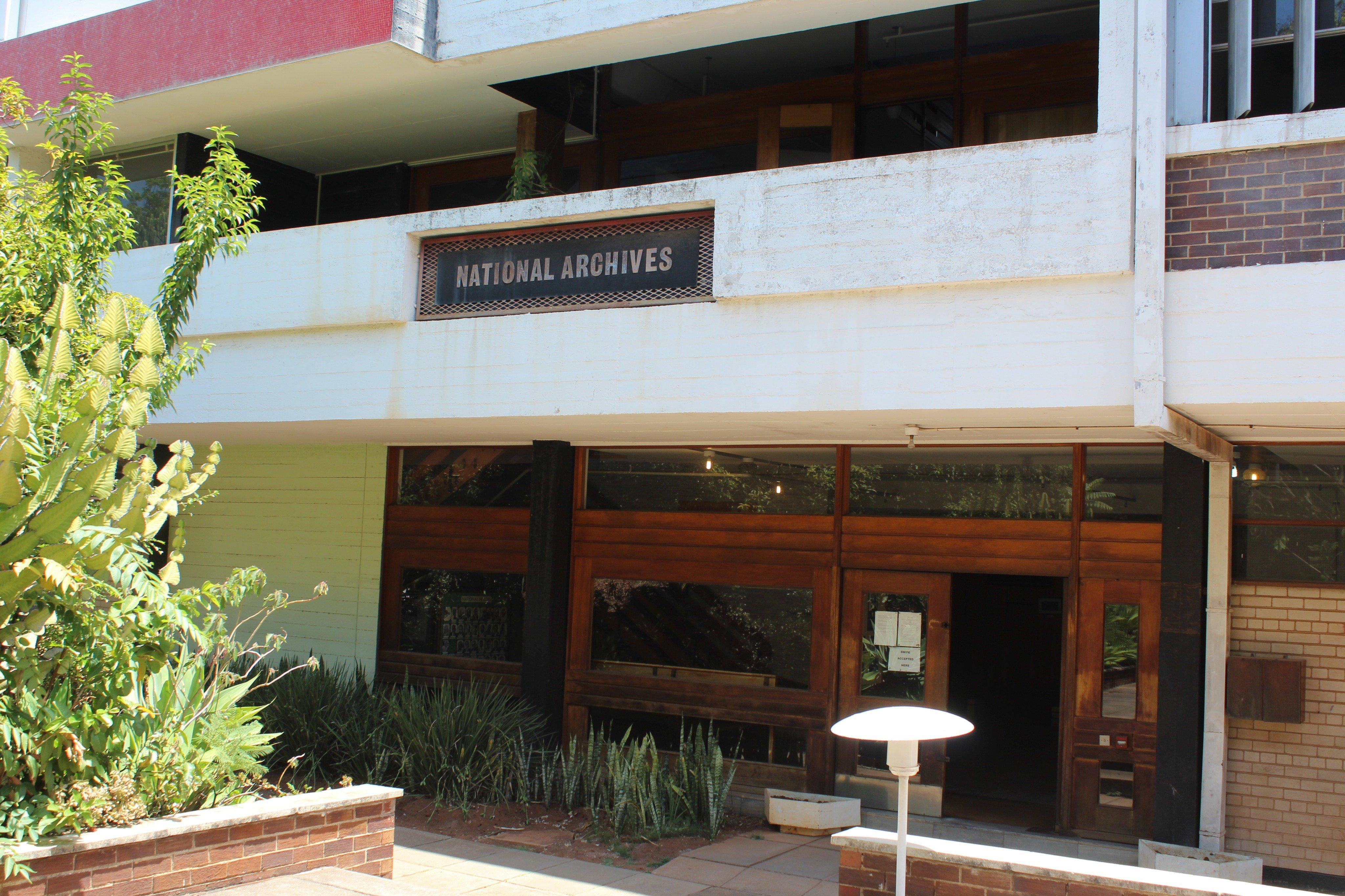 National Archives of Zimbabwe