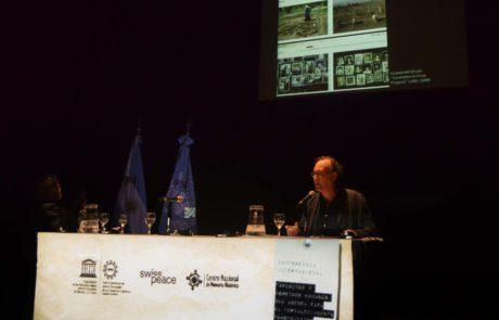 Conferencia Magistral de Francisco Javier Antich Valero, filósofo y profesor universitario español.