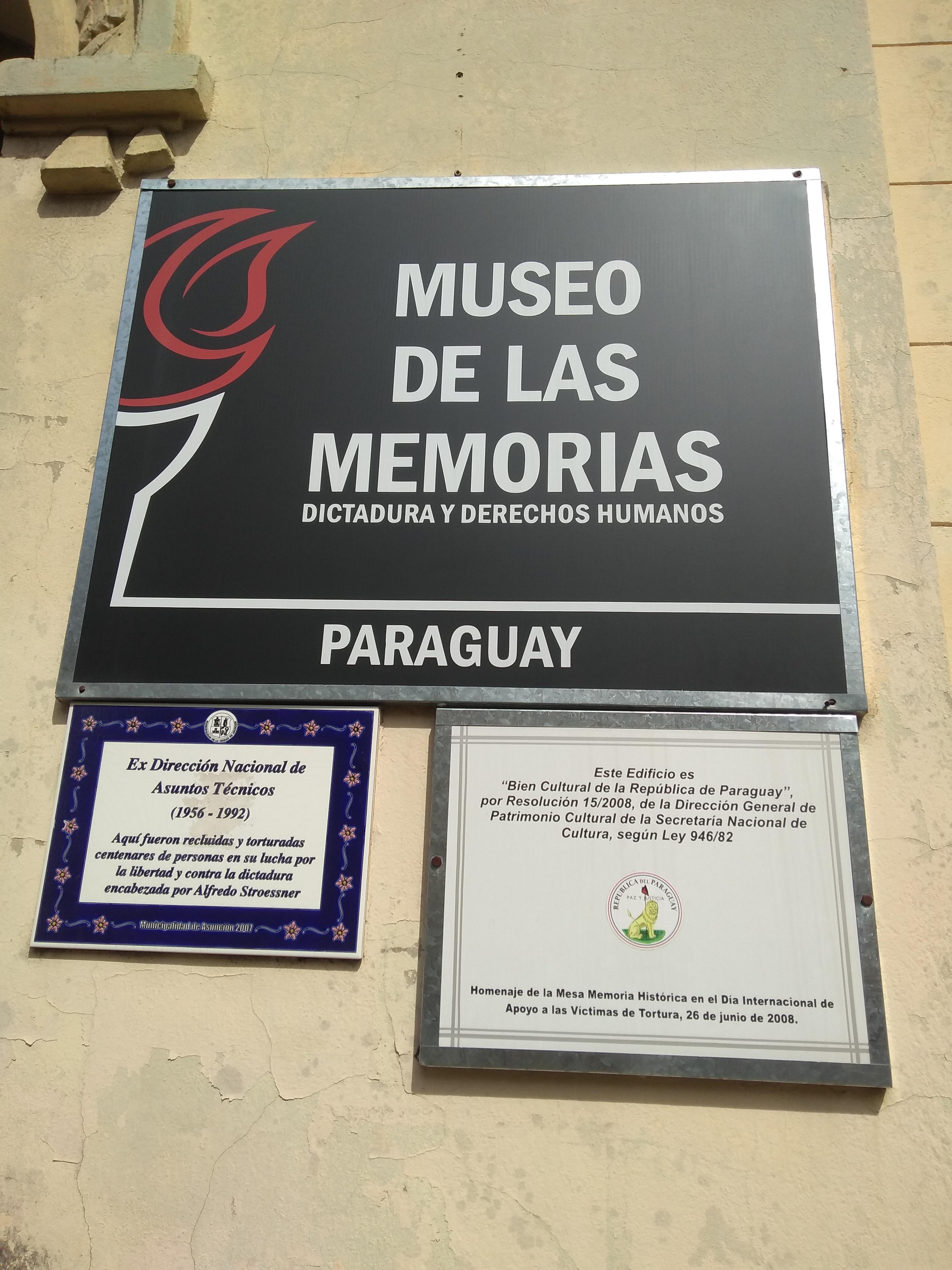 5° misión de cooperación con Paraguay – CIPDH-UNESCO