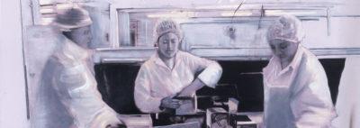 Ilustración de la Serie Obreras