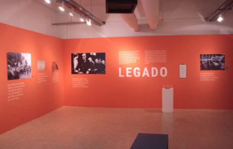 "Panel ""Legado"""