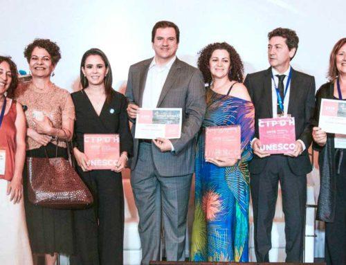 La Directora General de UNESCO entregó los Premios Construir Igualdad 2019