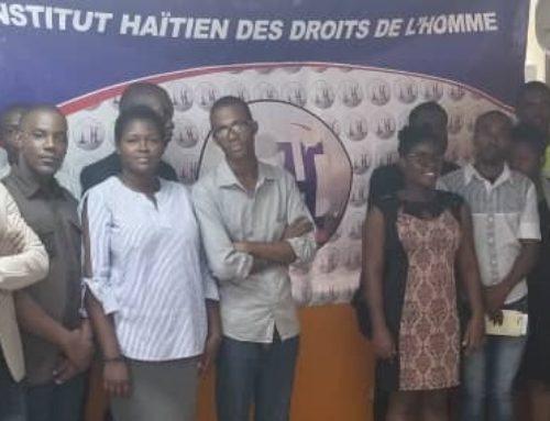 Se presentó el programa 2020 de tutorías para estudiantes haitianos