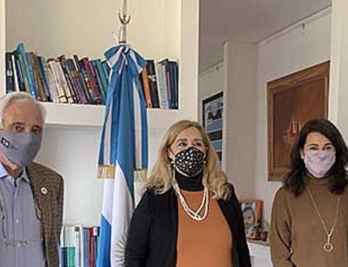 El CIPDH-UNESCO y la Universidad Nacional Arturo Jauretche avanzan en un acuerdo de cooperación
